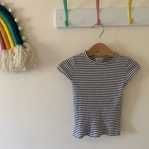 SEED HERITAGE toddler tee. Size 2